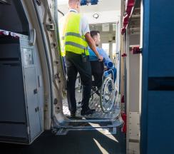 Personas con Movilidad Reducida PMR