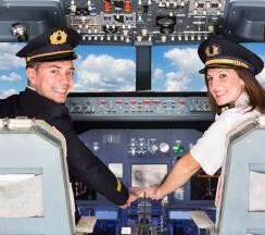 Exámenes de piloto