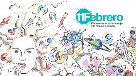 11 F Día Internacional de la Mujer y la Niña en la Ciencia