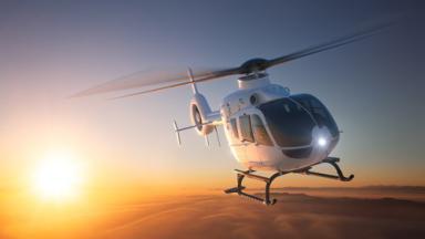 AESA ha autorizado la apertura al tráfico del helipuerto Bifor B de El Serranillo (Guadalajara)