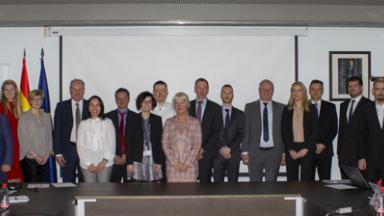 AESA anfitriona de la 14.ª reunión del NCP SESAR Deployment Working Group