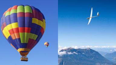 AESA convoca para el 7 de mayo el exámen teórico para licencias de piloto FCL en la categoría de globo LAPL (B)-BPL y planeador LAPL(S)/SPL